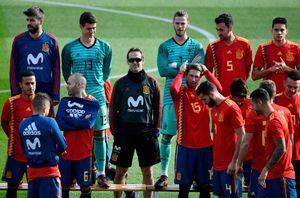 سال سیاه فوتبال اسپانیا