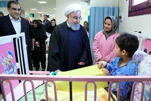 افتتاح بیمارستان 220 تختخوابی امام خمینی (ره) خوی