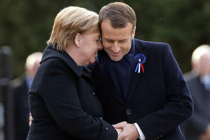 ارتش اروپا، گزینه روی میز چشمآبیها مقابل آمریکا+ فیلم
