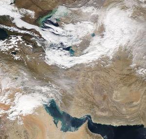 ورود سامانه بارشی جدید به ایران