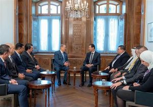 اسد: روابط بین کشورها باید مبتنی بر تحقق منافع ملتها باشد