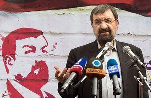 محسن رضایی: نفوذیهای آمریکا نمیگذارند چرخ اقتصاد کشور بچرخد