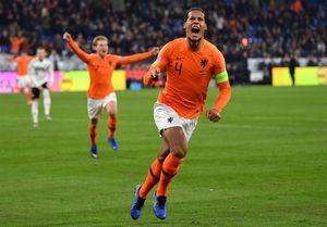 فیلم/ خلاصه دیدار آلمان 2 - 2 هلند