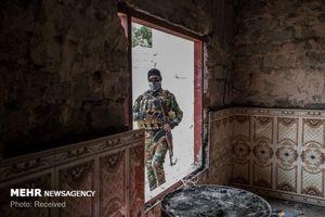 عکس/ حشد الشعبی همچنان در جستجوی داعش
