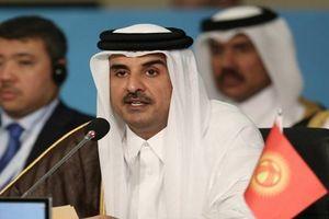 تنها راه حل بحران خلیج فارس از زبان امیر قطر