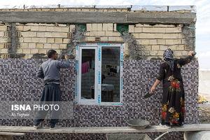 عکس/ کرمانشاه، یک سال پس از زلزله