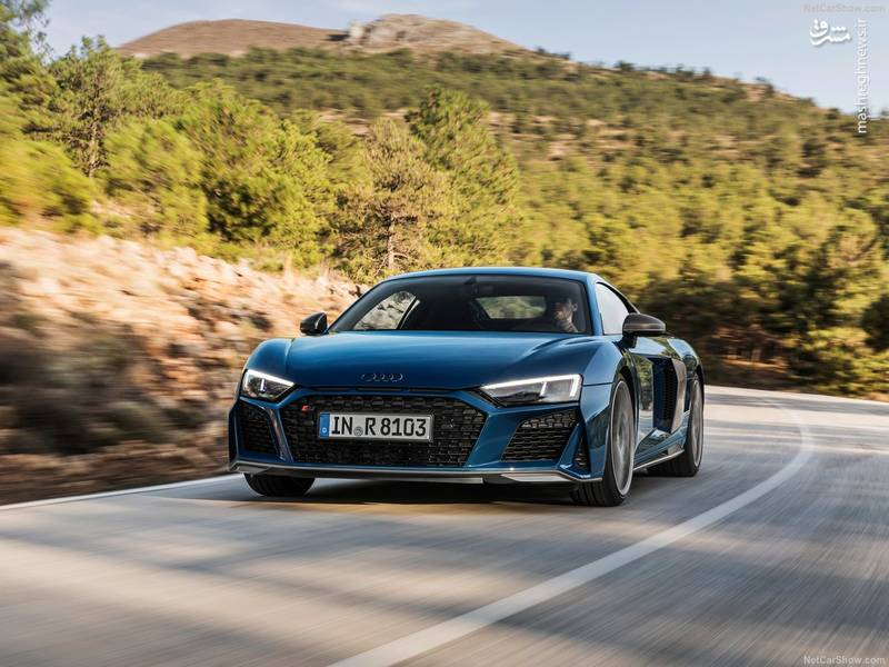 Audi R8 Coupe _2019