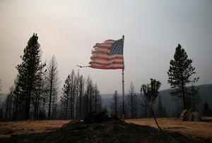 «جهنم روی زمین» و «بهشت گمشده»/ درون بزرگترین آتشسوزی قرن اخیر در آمریکا چه میگذرد؟ +عکس و فیلم