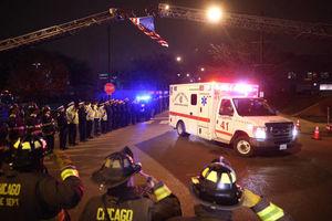تیراندازی در بیمارستان شیکاگو 3 قربانی برجا گذاشت