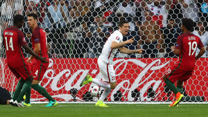 پرتغال بدون رونالدو برابر لهستان متوقف شد