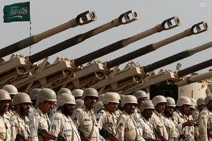 توان نظامی عربستان