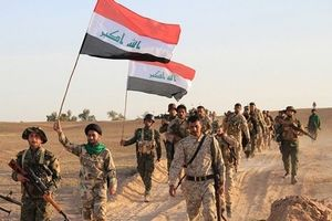 آمادهباش نیروهای عراقی در مرز با سوریه