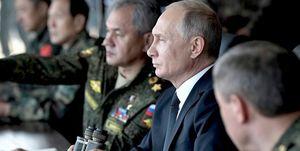 اولین واکنش پوتین به درگیری نظامی با اوکراین