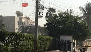 در حمله تروریستی به کنسولگری چین در پاکستان چه گذشت؟