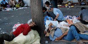 آخرین جزئیات از ظرفیت اسکان معتادان بی خانمان تهران