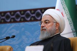 فیلم/ روحانی: دو راه داریم، یا تسلیم آمریکا شدن یا ایستادگی