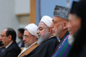 عکس/ آغاز کنفرانس بینالمللی وحدت اسلامی