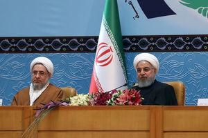 فیلم/ انتقاد تند روحانی از حمایت های آمریکا از اسرائیل