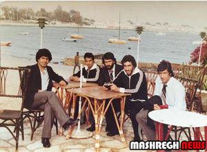 ناصر حجازی و محمد پنجعلی