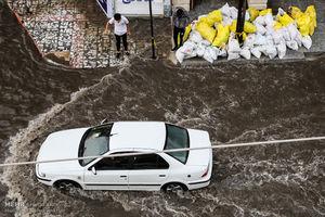 بارش برف و باران در مناطقی از کشور/ کنار رودخانهها توقف نکنید