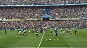 فیلم/ اتفاق بیسابقه در تاریخ دنیای فوتبال