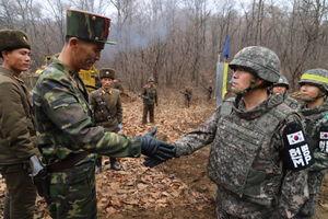 عکس/ ارتباط جادهای بین دو کره برای اولین بار