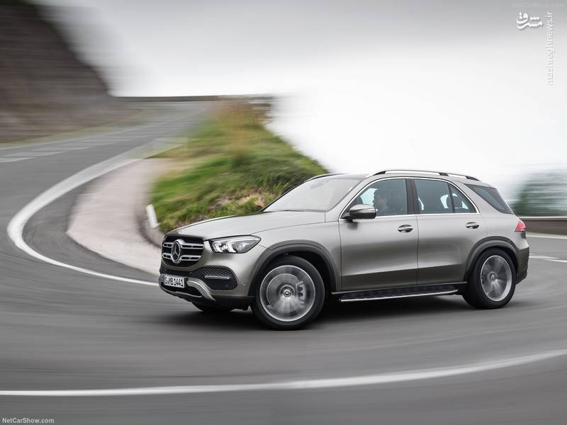 Mercedes-Benz GLE (2020)