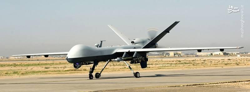 شکار بزرگ سپاه و دستیابی به پهپاد ریپر و موشکهای پیشرفته