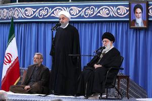 فیلم/ بازگویی درخواست دشمن از ایران از زبان روحانی