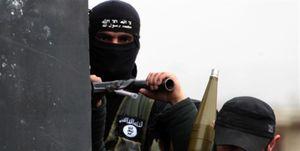حربه داعش برای مخفی ماندن از دید پهپادها +فیلم