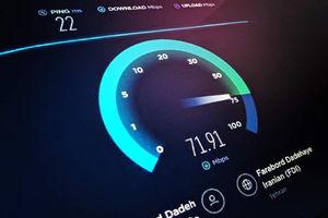 سرعت وایفای بیشتر است یا اینترنت موبایل؟ +جدول,
