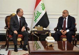 سفر بارزانی به بغداد؛ عقب نشینی و تلاش برای احیای روابط با دولت مرکزی