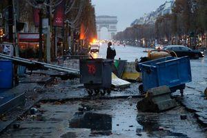 بلایی که معترضان بر سر پاریس آوردند