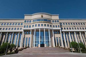 وزارت خارجه قزاقستان