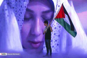 عکس/ افتتاحیه جشنواره فیلم مقاومت