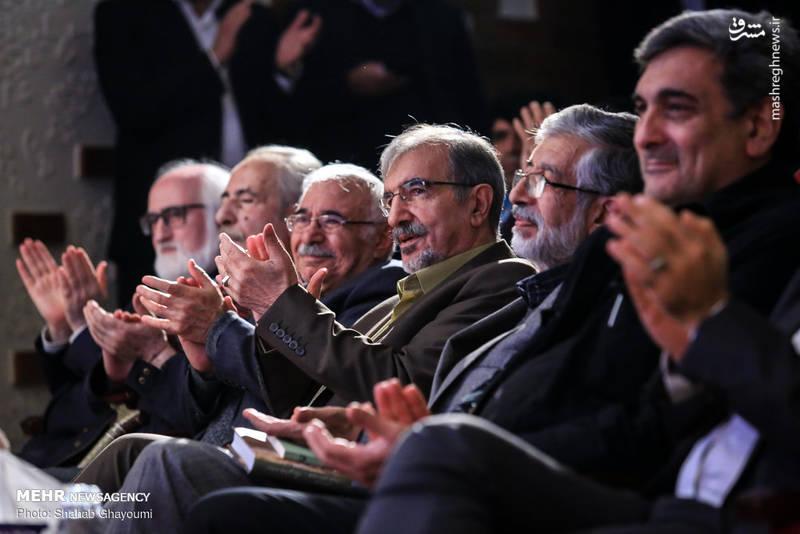 مراسم نکوداشت موسوی گرمارودی