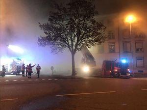 6 کشته بر اثر آتش سوزی در سوئیس