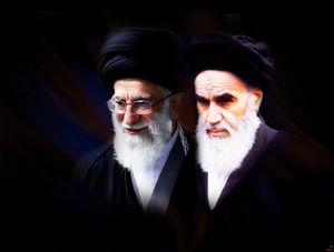 امام خمینی و رهبر