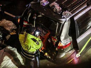 تصادف مرگبار در نیویورک آمریکا