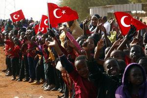 پروژه گسترش قدرت نرم ترکیه در شمال آفریقا+ تصاویر