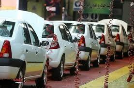 روند کاهشی تولید خودرو ادامه دارد +جدول