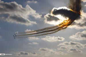 وقتی میگن آسمان را برات به آتش میکشم! +عکس