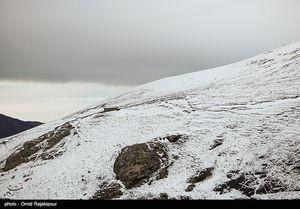 سیل و برف در ۱۱ استان کشور