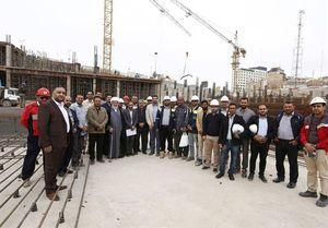مهندسان ایرانی در کربلا
