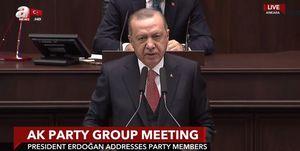 اردوغان: داعش دیگر در سوریه وجود ندارد