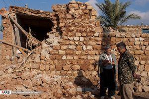 جدیدترین تصاویر سرپل ذهاب پس از زلزله