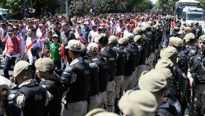 ترس فیفا از برگزاری جامجهانی در آمریکای جنوبی
