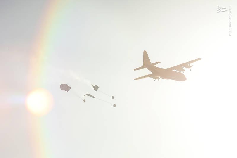 هواپیمای ترابری c130 نیروی هوایی ارتش