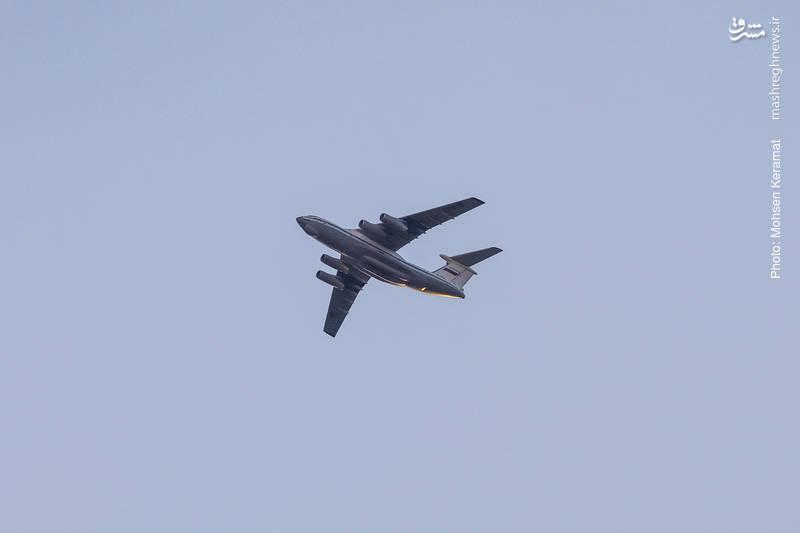 هواپیمای ترابری ایلوشین ۷۶ روسیه
