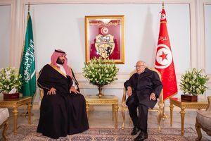 باج  ۲ میلیارد دلاری بن سلمان به تونس
